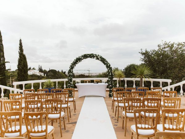Algarve same sex wedding venue with villa accommodation and same sex wedding planning, Casa Monte Cristo, Portugal