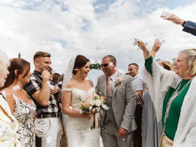 Sommar- och vinterbröllop i Lagos, Algarve, Portugal med Casa Monte Cristo-samlingen