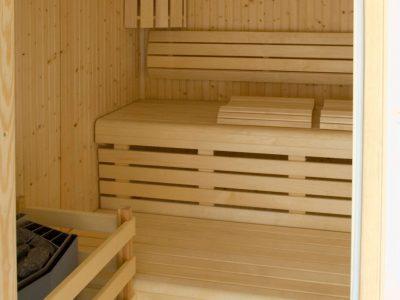 Sauna na Villa Monte Cristo Too, Lagos, Algarve, Portugal - Férias de Inverno no Algarve