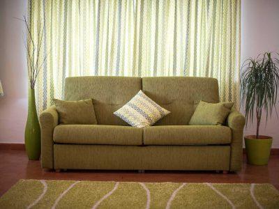 Mobiliário confortável de luxo na Villa Casa Monte Cristo Tres, Lagos, Algarve, Portugal
