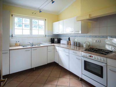 Välutrustat kök på Villa Casa Monte Cristo, Lagos, Algarve, Portugal