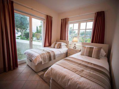 Tvåbäddsrum på Villa Casa Monte Cristo Tres, Lagos, Algarve, Portugal