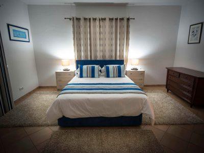 rymligt dubbelrum - Villa Casa Monte Cristo Tres, Lagos Algarve, Portugal