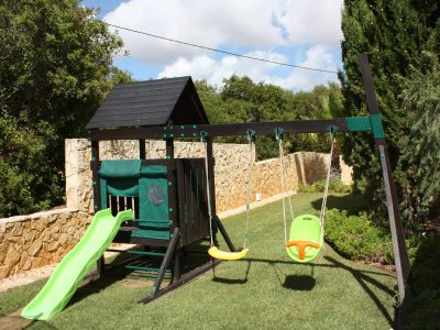 Childrens play are at Casa Monte Cristo luxury apartments, Lagos, Algarve, Portugal