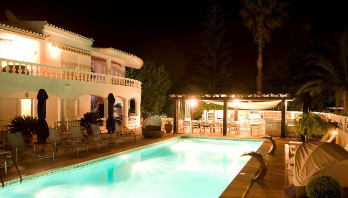 Winter holidays, winter weddings, Christmas in the Algarve, Portugal