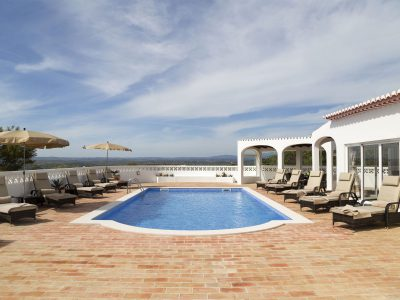 Swimming pool, luxury villa Lagos, Algarve, Villa Monte Cristo IV, Portugal