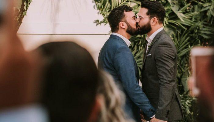 Same Sex Marriages Algarve, LGBTQ-vänligt bröllop i Portugal, Casa Monte Cristo Villas