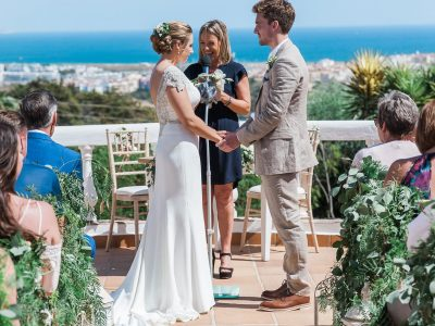 All inclusive wedding packages with luxury villa accommodation in Lagos, Algarve, Portugal