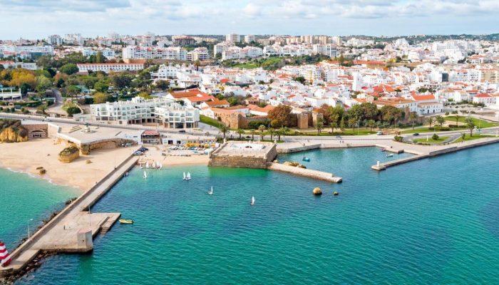 Lagos town - Luxury villa holidays in the Western Algarve Portugal with Casa Monte Cristo Villas